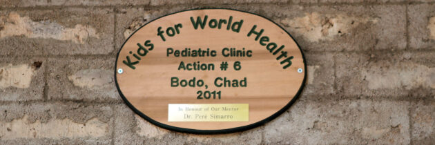 Celebrating Our New Clinic in Bodo,Chad!