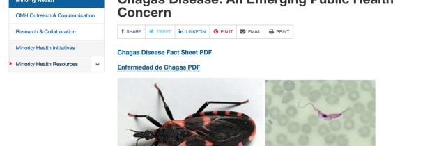 FDA Sounds the Alarm on Chagas Disease